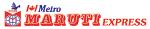 Metro Maruti Express Tracking