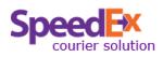 SpeedEx India Tracking