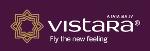 Vistara Airlines Tracking